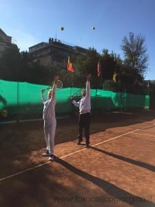 Istruttore di Tennis
